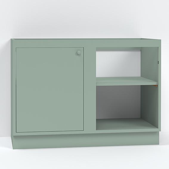 Platsbygga kök-Bänkskåp-BM 1200