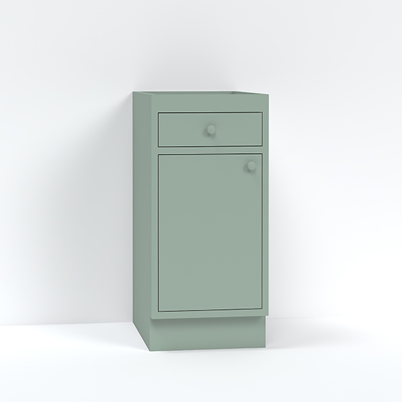 Platsbygga kök-Bänkskåp-BM 400L1